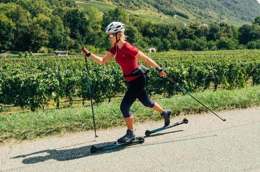 Kolečkové běžky: Běžkařská sezóna nekončí na jaře