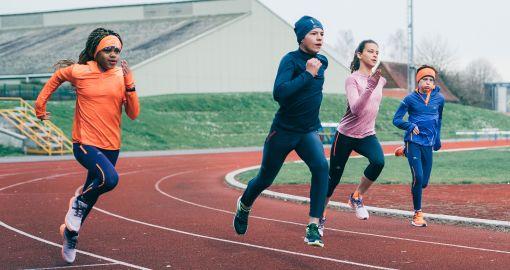 Jak se obléct na běh