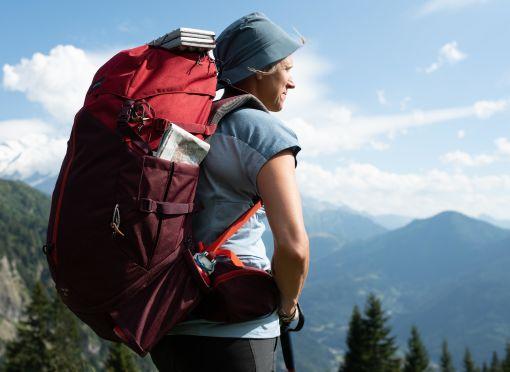 Jak správně sbalit a nastavit batoh