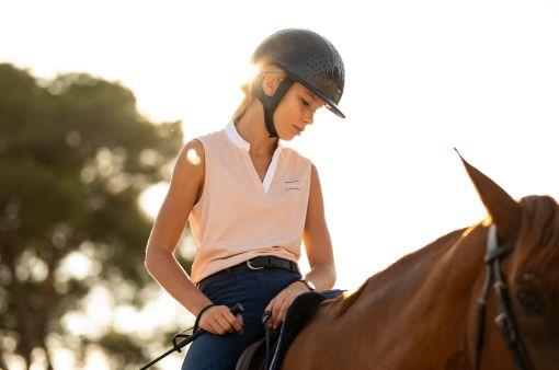 Sprývně vybraná jezdecká helma vás ochrání