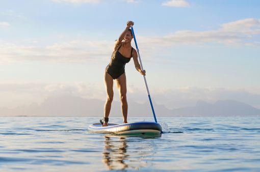 Užívejte si paddleboarding ať jste kdekoliv