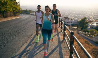 Připravte se na váš první závod s běžeckými botami Kalenji Kiprun Ultralight
