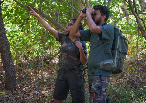 Pozorování přírody