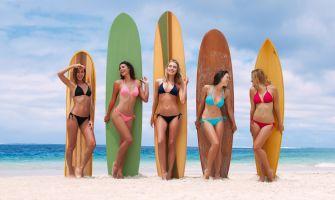 Vyberte si plavky na pláž