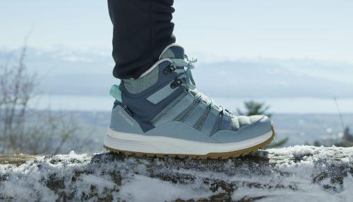Boty na zimní turistiku