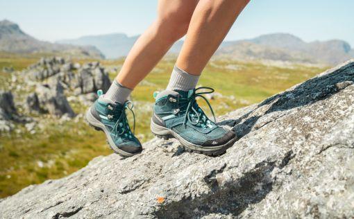 Turistické boty vás musí podržet v každé situaci