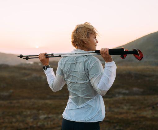 Správné oblečení a vybavení na fast hike vám pomůže vylepšit výkon