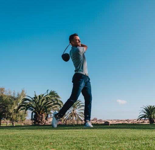 Dokonalý golfový švih