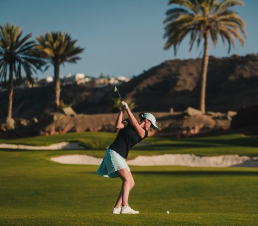 Správná golfový postoj