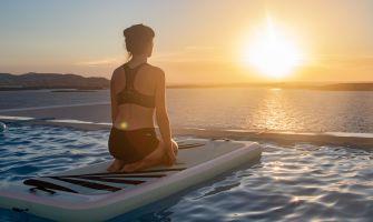 Užijte si paddle jógu