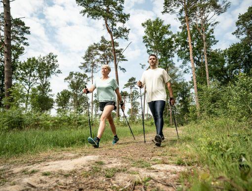 Nordic walking v každém věku
