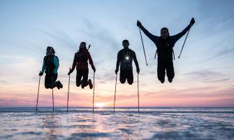 7 tipů jak zůstat motivovaný během nordic walkingu