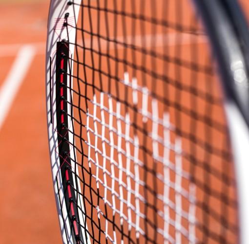 Výplet tenisové rakety