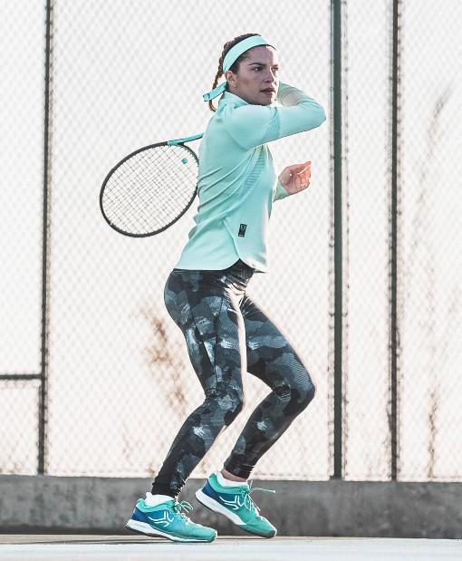 Tenistka v zimě