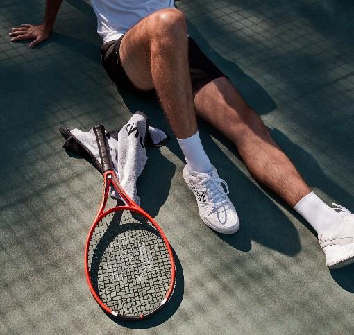Po tenise