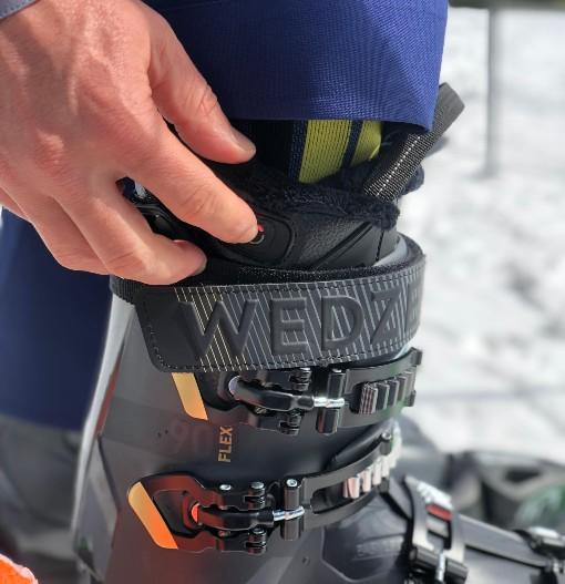Zapínání lyžáků
