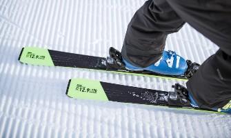 Přehled materiálů v lyžích