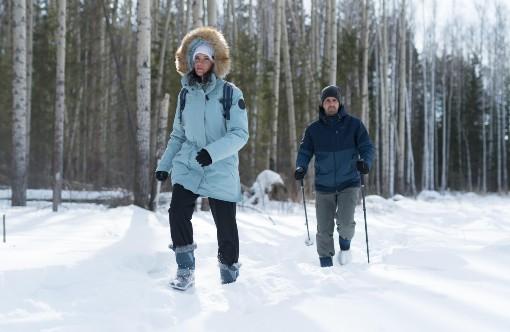 Turistika v zimě