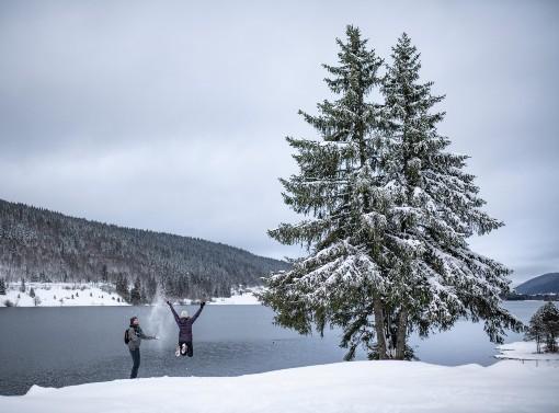 Radost ze zimní turistiky