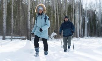 Snow Hike: Zanechte svou stopu ve sněhu