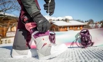 Vyberte si nové boty na snowboard