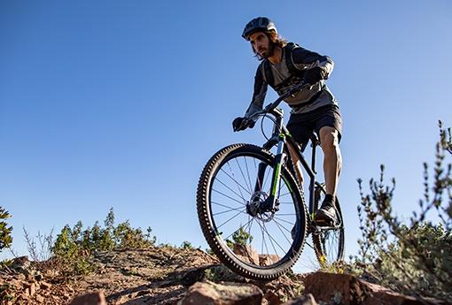horská cyklistika