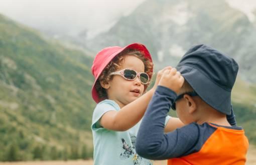 dětské turistické kloubočky