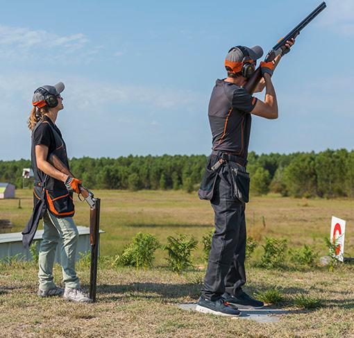 střelnice sportovní střelby