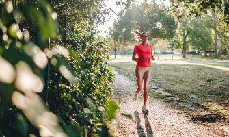 Běh v čistém prostředí