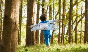 Dítě v lese