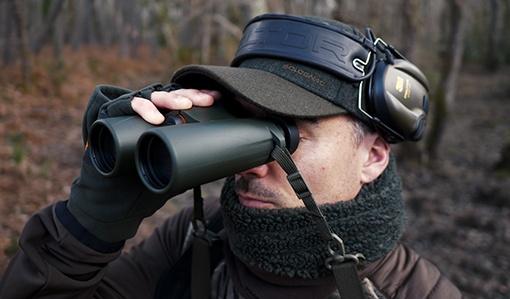 nastavení dalekohledu