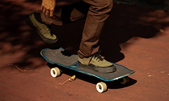 skateboardista
