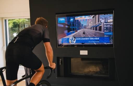 cyklistické virtuální aplikace