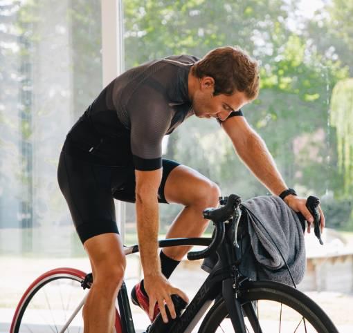 doplňky k domácím cyklotrenažerům