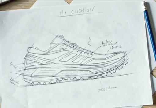 návrh běžeckých bot