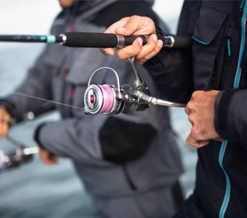 navijáky na mořský rybolov