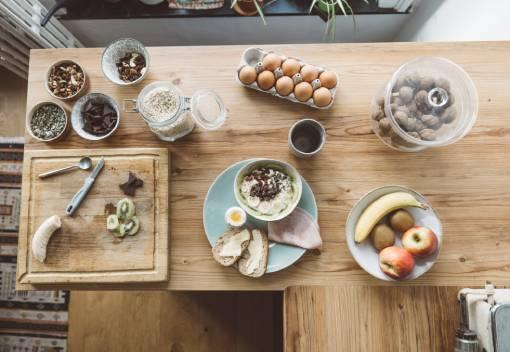 pestrá a vyvážená strava