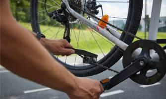 údržba a zazimování kola